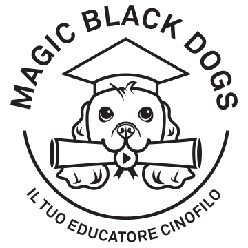 Magic Black Dogs - Il tuo educatore cinofilo